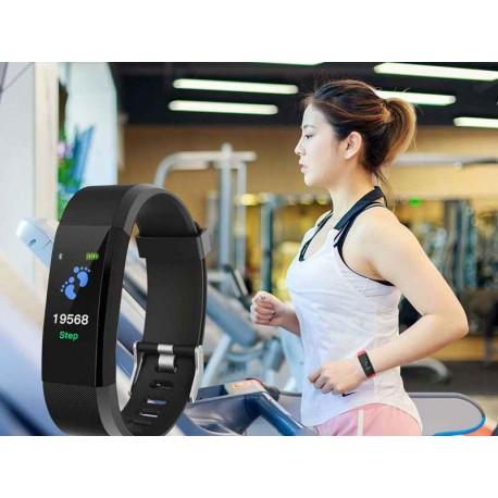 Bracelet connecté Fitness Tracker Bluetooth