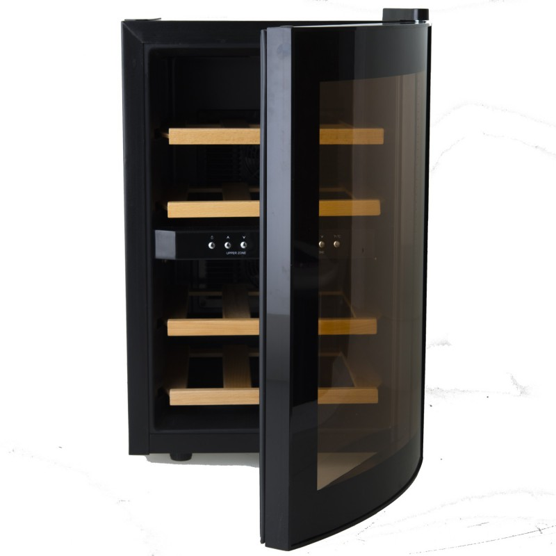 cave vin 12 bouteilles h koenig. Black Bedroom Furniture Sets. Home Design Ideas