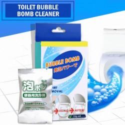 Bombe Nettoyeur de toilettes révolutionnaire