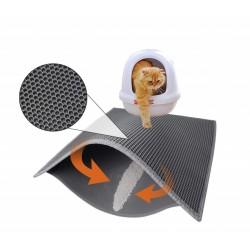 Meow-Carpet, le nouveau tapis ultra-pratique pour litière
