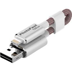PhotoFast Clé USB-Lightning 128 Go