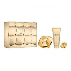 COFFRET PARFUM FEMME LADY MILLION PACO RABANNE