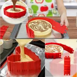 Moule à Gâteau Flexible