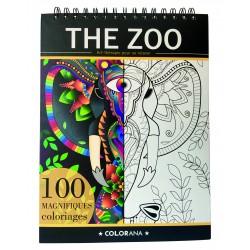 Livre de Coloriage  / The ZOO
