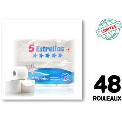 Set de 48 papiers toilette