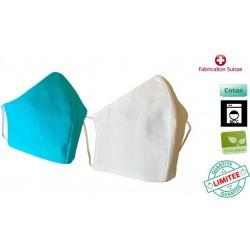 Masque de protection alternatif réutilisable
