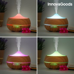 HUMIDIFICATEUR DIFFUSEUR D'AROMES LED