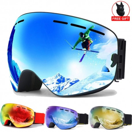 Lunettes de Ski UV400 DESIGN