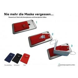 Pochette à masques pratique pour smartphone