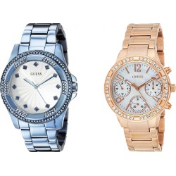 Montre femme luxe Guess