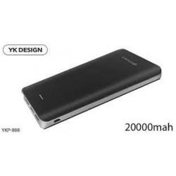 Batterie portable slim 20000mAh