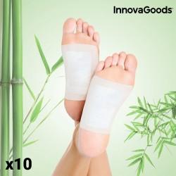 Patchs Détoxifiants pour les pieds (Pack de 10)